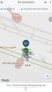 Snapp Uber iran tehran
