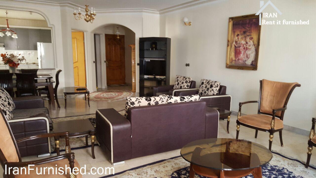 Tehran Apartment Real Estate Accommodation Rent B55